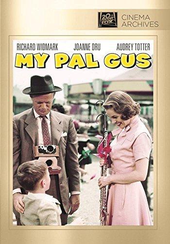 My Pal Gus by Richard Widmark [DVD][Import] B01GUP0RY2