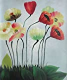 """Oil Painting 24""""x20"""" Lovely Flowers in Various Colors Decorative, BeyondDream Art"""