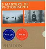 Five Masters of Photography 2008, Gerry Badger, 0714849367