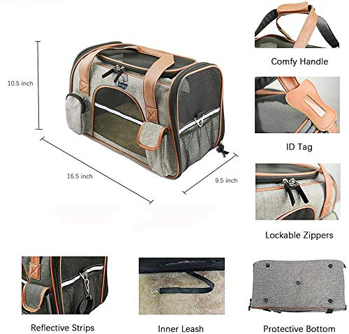 Purrpy Premium Cat and Dog Carrier