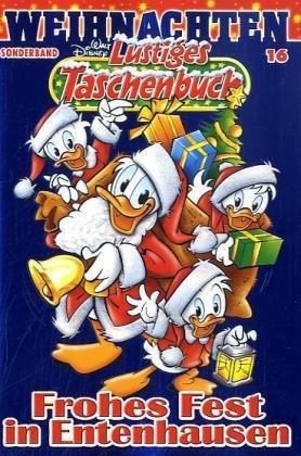 Lustiges Taschenbuch Weihnachten 16