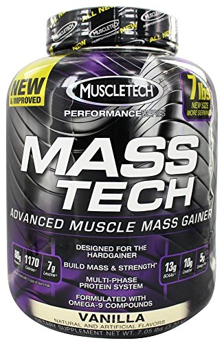 Muscletech Mass Tech 3.2kg Vanilla
