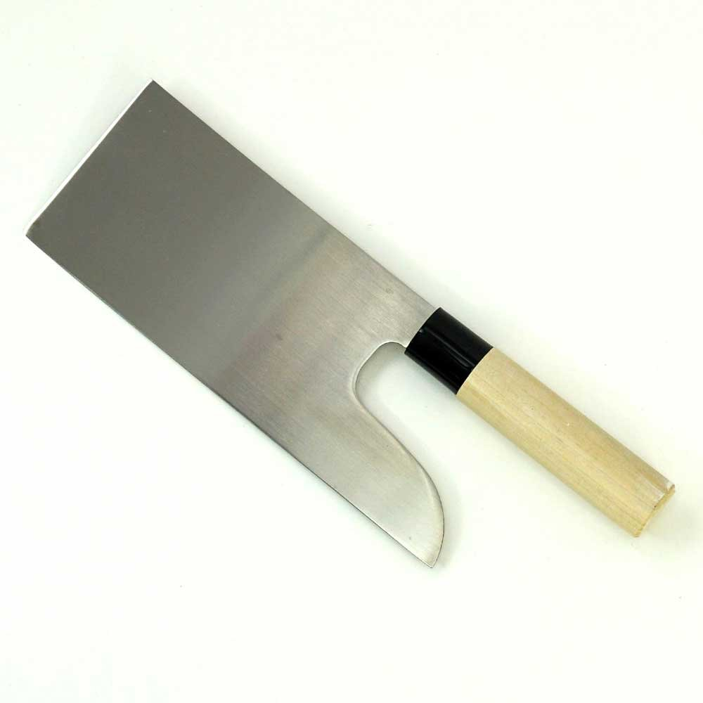 MS-8 Masahiro Kitchen Cleaver Noodles Knife 240mm 9.5'' Soba Udon by MS-8 (Image #2)