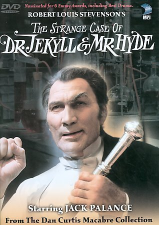 Strange Case Of Dr. Jekyll And Mr. Hyde Jack Palance, Leo Genn, Oscar Homolka, Billie Whitelaw, Tessie O'Shea, Denholm Elliott