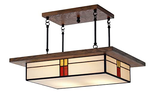 Craftsman Light Fixture