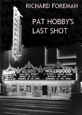 book cover of Pat Hobby\'s Last Shot