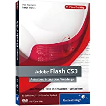 Adobe Flash CS3: Animation, Interaktion, Webdesign
