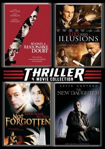DVD : Thriller (4 Disc)
