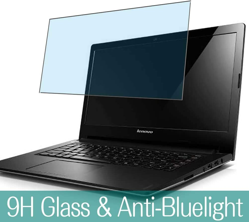 Synvy Anti Blue Light Tempered Glass Screen Protector for Lenovo ideapad S400 / S400U 14