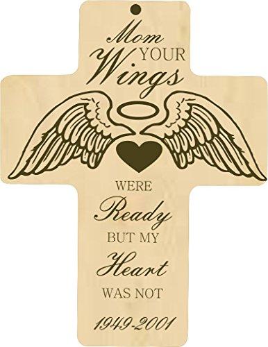 Personalized Memorial Cross ()