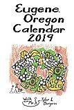 Eugene, Oregon Calendar 2019