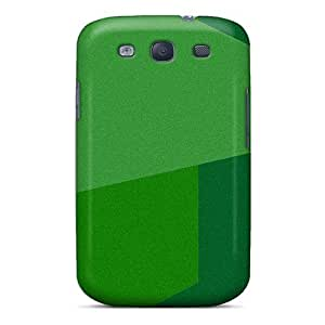 Defender Case For Galaxy S3, Greeny Meany Pattern