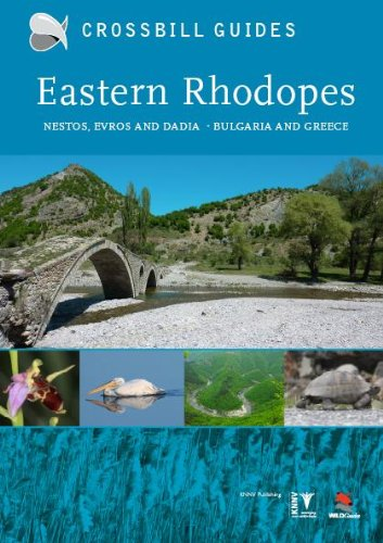 Eastern Rhodopes: Nestos, Evros and Dadia - Bulgaria and Greece (Crossbill Guides, Band 14)