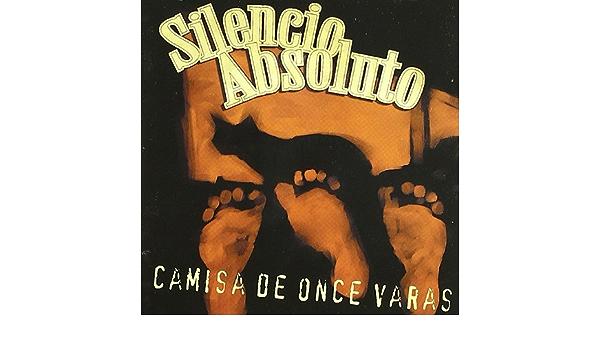 Camisa De Once Varas Cd: Silencio Absoluto: Amazon.es: CDs y ...