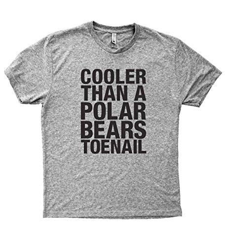 baffle-tees-cooler-than-a-polar-bear-mens-tri-blend-t-shirt-grey