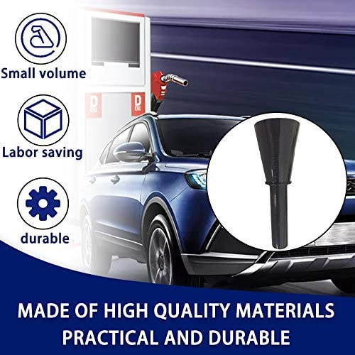 N//V Diesel Emergency Petrol Filler Funnel For Focus Mk2 2007-2011 Replacement Filler Funnel Car Accessories