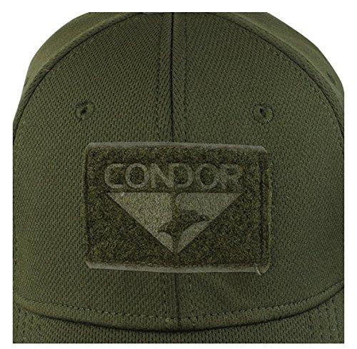 2176578a773d6 Condor Flex Tactical Cap (Black