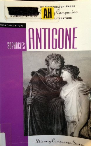 Literary Companion Series - Antigone (paperback edition)