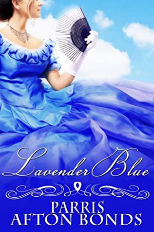 book cover of Lavender Blue