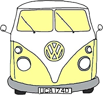Aloha Sticker Decal Cartoon Vinyl Sticker Laptop Car Window