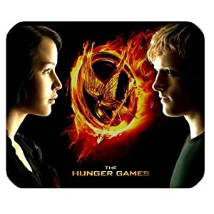 The Hunger Games Mockingjay Personalized Custom Gaming Mousepad Rectangle Mouse Mat / Pad Office Accessory And Gift Design-LL427 by mcsharks