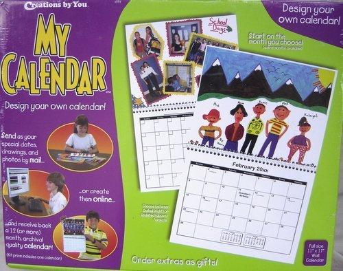 (My Calendar - Design Your Own Calendar)