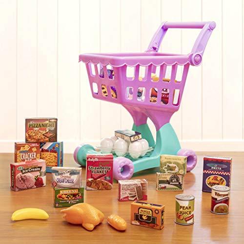 Play Circle Juega Círculo día de Compras de comestibles de la Compra: Amazon.es: Juguetes y juegos