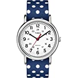 Timex TW2P66000 watch - watches (Wristwatch, Female, Stainless steel, Stainless steel, Blue, Mineral)