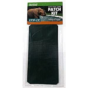 Amazon Com Loop Loc Safety Cover Patch Kit Green Mesh