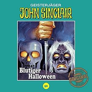 Blutiger Halloween (John Sinclair - Tonstudio Braun 50) Hörspiel