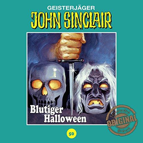 Blutiger Halloween: John Sinclair - Tonstudio Braun Klassiker 50