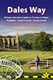 Dales Way: Trailblazer British Walking Guide: Practical Walking Guide from Ilkley to Bowness-on-Windermere with 38 Large-Scale Maps & 23 Guides to Towns and Villages (British Walking Guides)