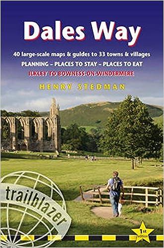 Dales Way Guidebook (Trailblazer Guide)