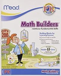 Mead Math Builders, Grade PK (48034)