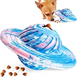 Interactive Dog Toy Puzzle IQ Treat Ball Food Dispensing Toys for Medium Large Dogs Playing Chasing Chewing(<50 Ibs)