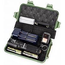 LED Flashlight ,Tuscom@ Bright 5000LM X800 shadowhawk CREE T6 LED Flashlight Torch Lamp G700 Light Kit