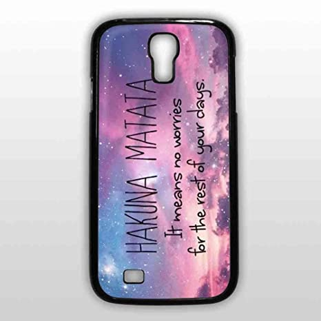 Amazon.com : Hakuna Matata Lion King Nebula Sky for Iphone ...