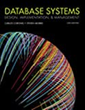 img - for Database Systems: Design, Implementation, & Management (MindTap Course List) book / textbook / text book