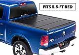 BAKFlip G2 Hard Folding Truck Bed Tonneau Cover | 226207 | fits 2009-19 Dodge Ram W/O Ram Box 5' 7' bed