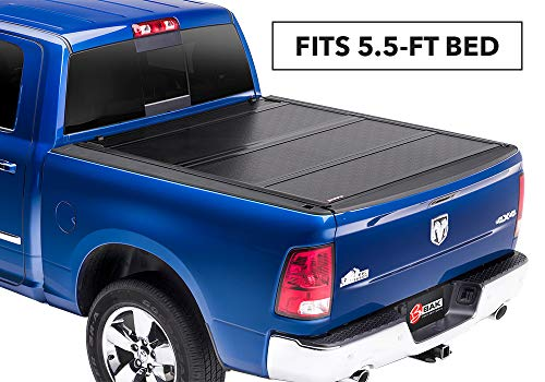 BAKFlip G2 Hard Folding Truck Bed Tonneau Cover | 226207 | fits 2009-19 Dodge Ram W/O Ram Box 5' 7