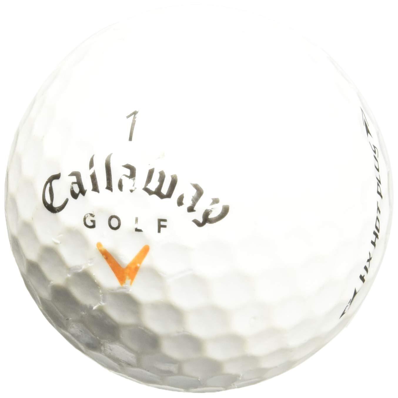 Amazon.com: 50 bolas de golf de mezcla de casi menta AAAA ...