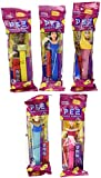 Disney Princess PEZ Candy Dispensers: Pack of 12