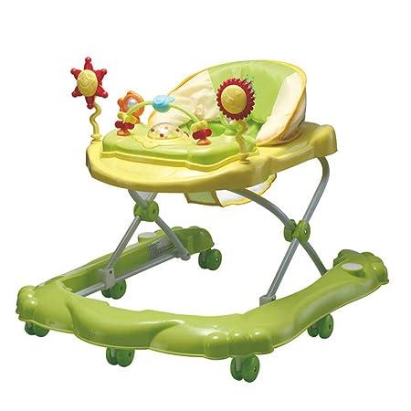 Sy-k R-Walk Andador para bebé con Ruedas, fácil de Plegar, Altura ...