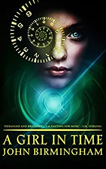 A Girl in Time by [Birmingham, John]