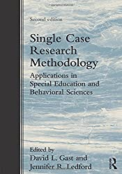 In this anticipated new edition of Single Case Research Methodology, David L. Gast and Jennifer R. Ledford detail why and how to apply standard principles of single case research methodology to one's own research or professional project. Using numero...