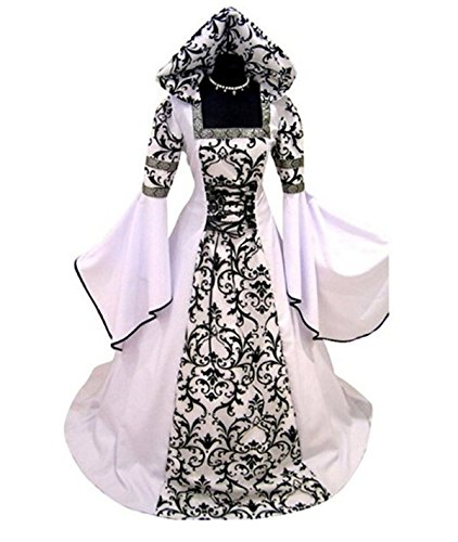 COSTY (Medieval Renaissance Gown Dress Costume)