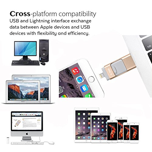Usb Flash Drives For Iphone 32gb Pen Drive Memory Storage