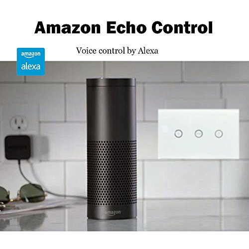 US Type Wifi Smart Curtain Motor Switch APP or Voice Control by Alexa Echo AC110 to 240V Work with Electric Roller Blinds Curtains Motor with Control Wires Home Automation IFTTT by zemismart (Image #2)