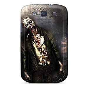 Excellent Design Fear Zombie Case Cover For Galaxy S3
