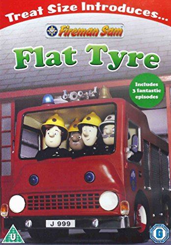 Fireman Sam Flat Tyre